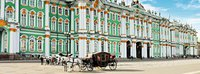 Tour Moscow - Vladimir - Suzdal - St. Petersburg (Peterhof) - Moscow