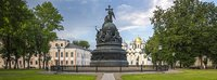 Golden Moscow – Tver Principality – North Capital – Great Novgorod