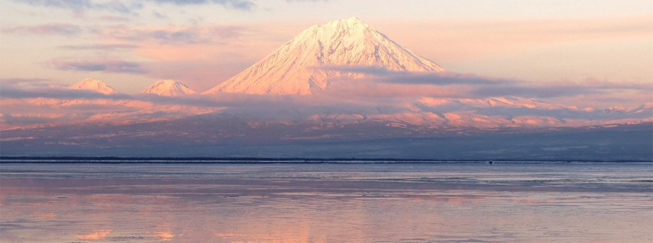Acquaintance with Kamchatka